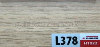 Podlahová lišta Egger L 378