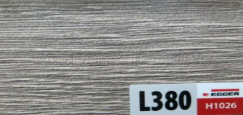 Podlahová lišta Egger L 380