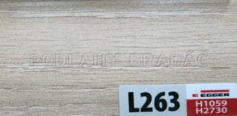 Podlahová lišta Egger L 263