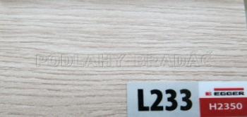 Podlahová lišta Egger L 233