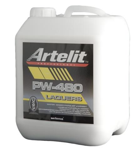 Artelit PW-480 1K-PU-vodni-lak 5l