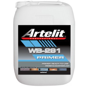 Artelit WB-291 - primer na savé podklady 10l