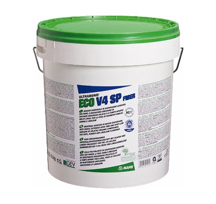 Mapei Ultrabond Eco V4 SP Fiber Disperzní  Lepidlo 16kg