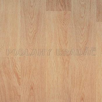 Plovoucí podlaha Quick Step Eligma Bílé lakované dubové plaňky U 915