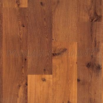 Plovoucí podlaha Quick Step Eligma Výběrové dubové tmavě lakované plaňky U 1001