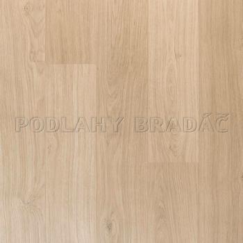 Plovoucí podlaha Quick Step Eligma Dubová prkna světlešedá lakovaná UM 1304
