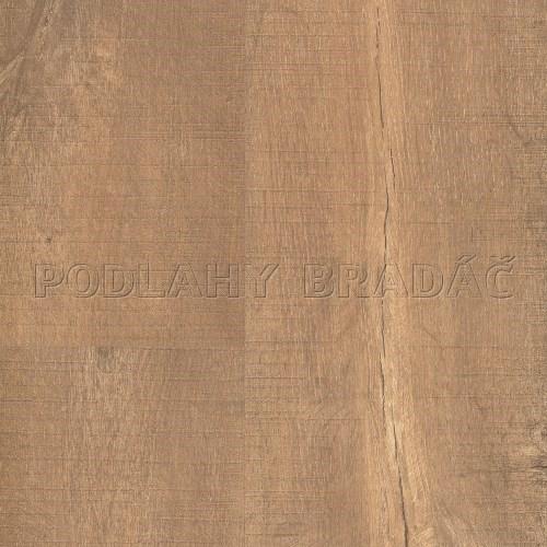 Plovoucí podlaha Quick Step Eligma Wide Dub s řezy pilou přírodní prkno UW 1548