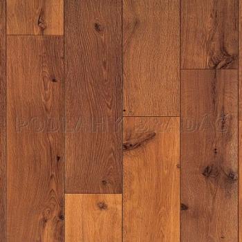 Plovoucí podlaha Quick Step Perspective V4 Výběrové dubové tmavě lakované prkno UF 1001