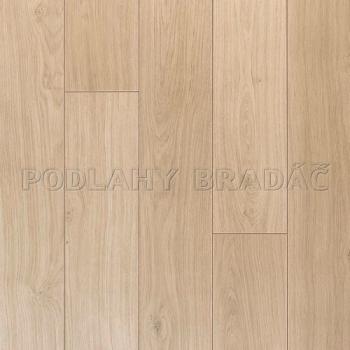 Plovoucí podlaha Quick Step Perspective V4 Dubová prkna světlešedá lakovaná UF 1304