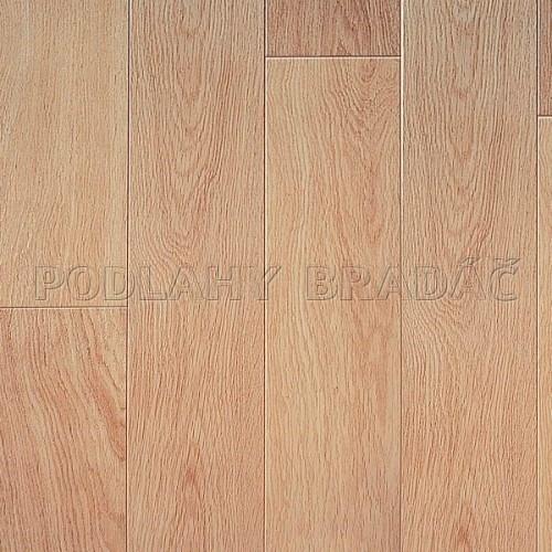 Plovoucí podlaha Quick Step Perspective V4 Bílé lakované dubové prkno UF 915