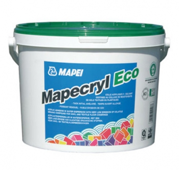 Mapei Mapecryl ECO Disperzní  Lepidlo 16kg