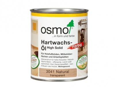 Osmo Tvrdý voskový olej 3041 Natural transparent 0,75l