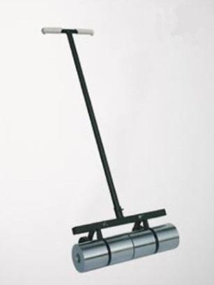 Přítlačný válec na koberce 30kg (bez pojezdových koleček)