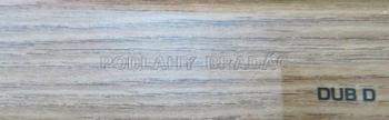Podlahová lišta KP 40 (DUB D)