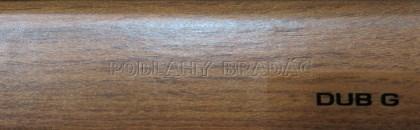 Podlahová lišta KP 40 (DUB G)