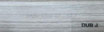 Podlahová lišta KP 40 (DUB J)
