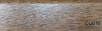 Podlahová lišta KP 40 (DUB M)