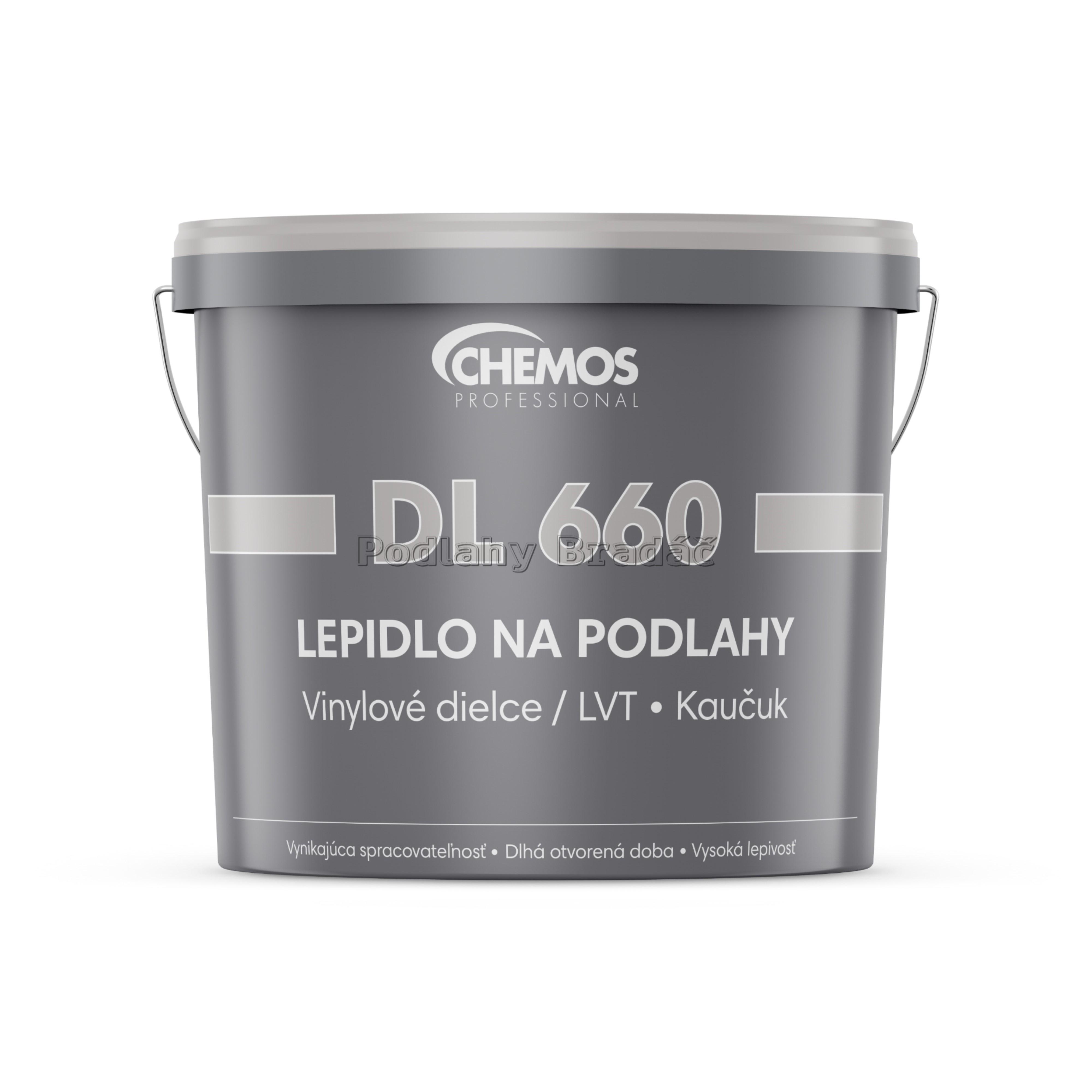 Chemos DL 660 (Profilep 660 14kg)