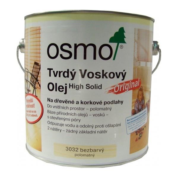 Osmo Original tvrdý voskový olej polomat 3032 25l