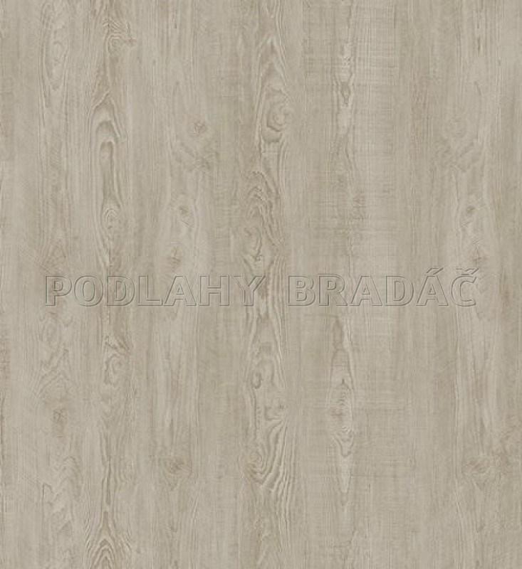 Vinyl Ecoclick 55 Rustic Pine White
