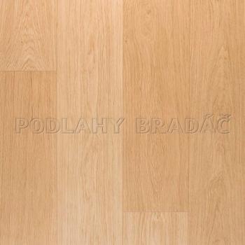 Plovoucí podlaha Quick Step Largo Bílý lakovaný dub LPU 1283