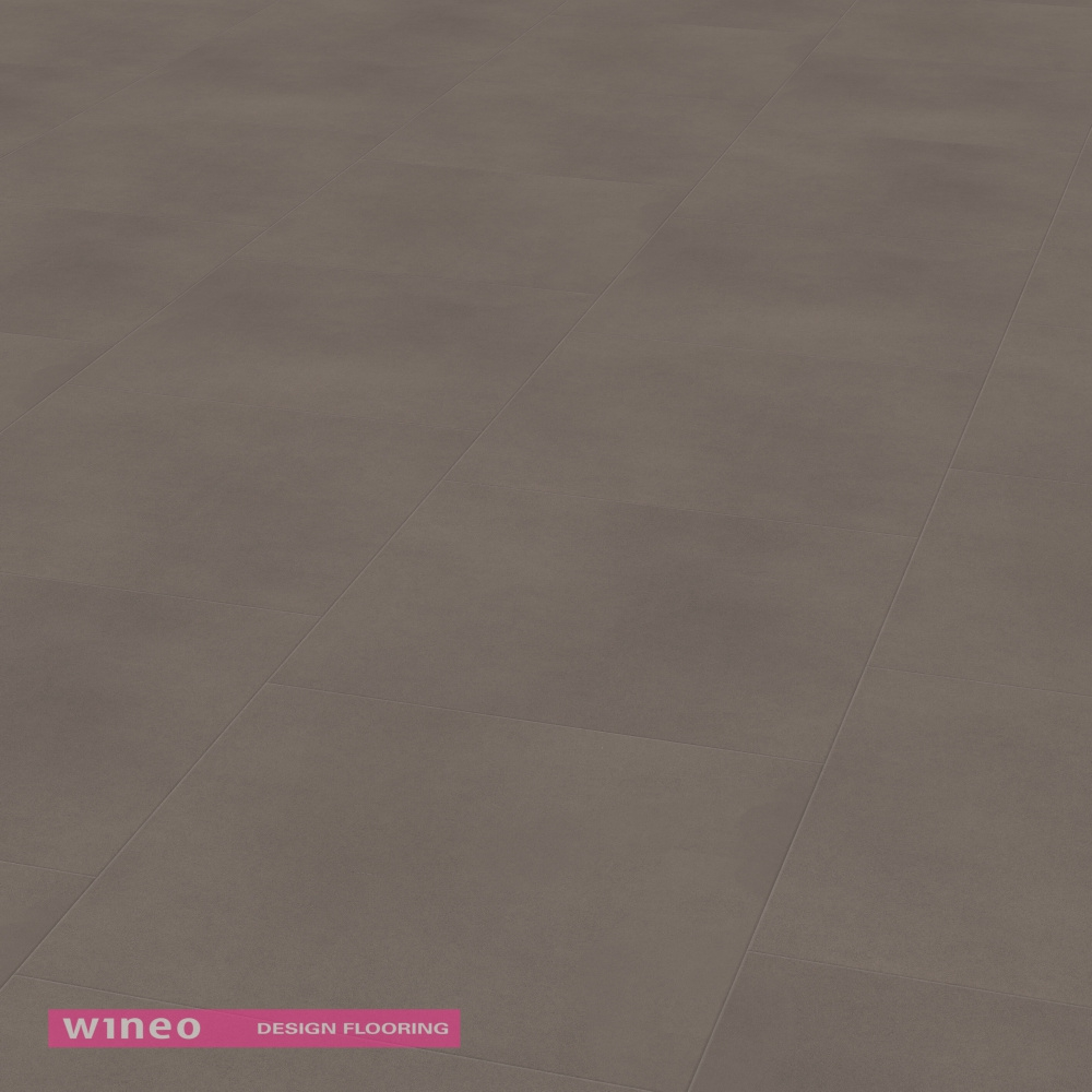 DESIGNLINE 800 Tile L  Solid Taupe DB00099-3
