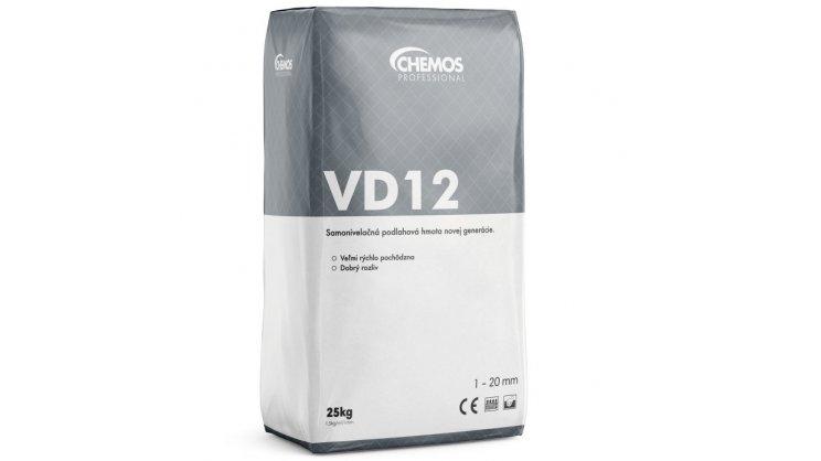 Chemos VD 12 opravný tmel 25kg