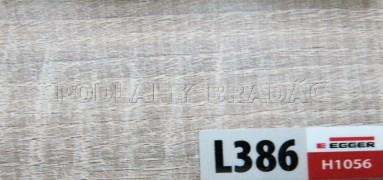 Podlahová lišta Egger L 386