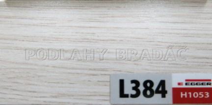 Podlahová lišta Egger L 384