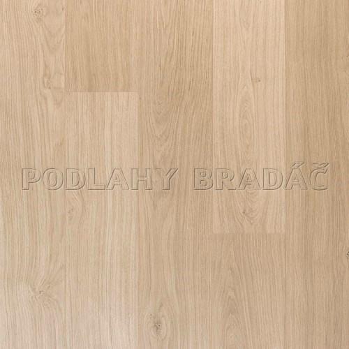 Plovoucí podlaha Quick Step Elite Dubová prkna světlešedá lakovaná UE 1304